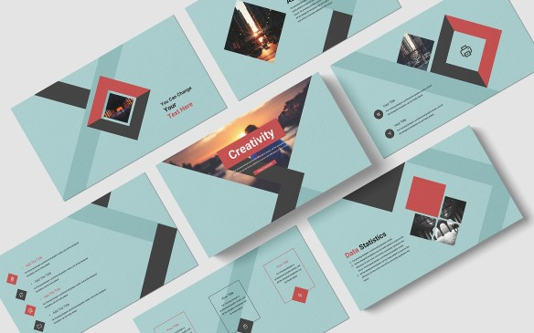 Creative Business PowerPoint Template