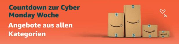 Amazon Cyber Monday week