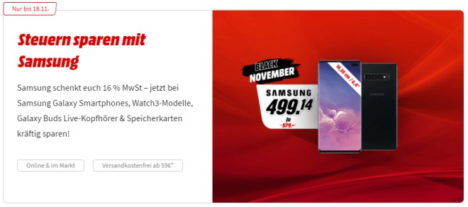 Media Markt 2020 brochure and offers