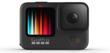 GoPro Hero 9 Black with front color screen: this is the new action camera