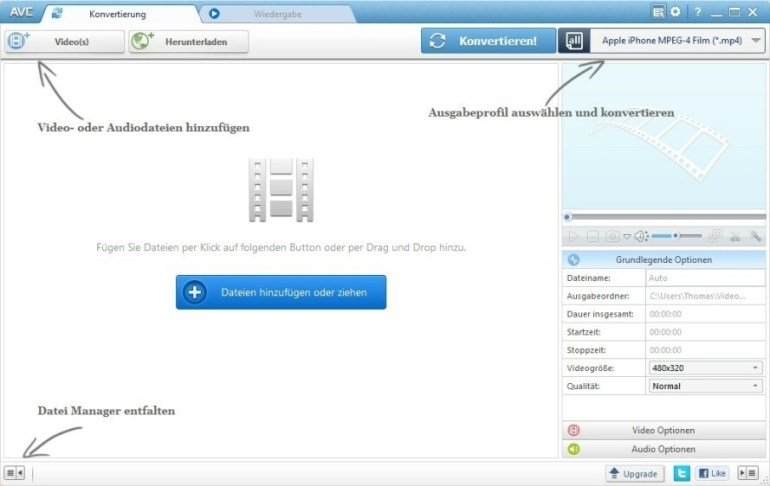 Any Video Converter Free – Download Video Converter