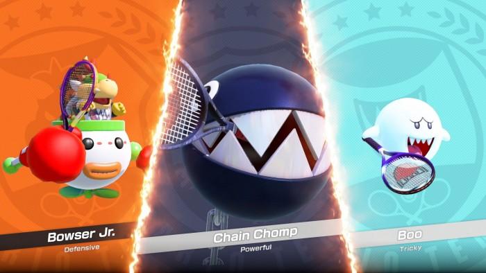 Mario Tennis Aces (Screenshot: Nintendo)