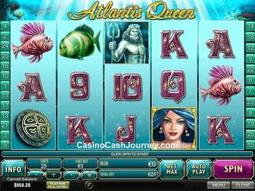 Malaysia SCR888 SKY888 Slot Machine Atlantis Queen