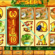 SKY888 SCR888 Desert Treasure 2 Slot Game Download