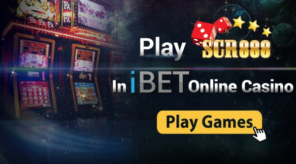 Play scr888 in iBET Online Casino Malaysia