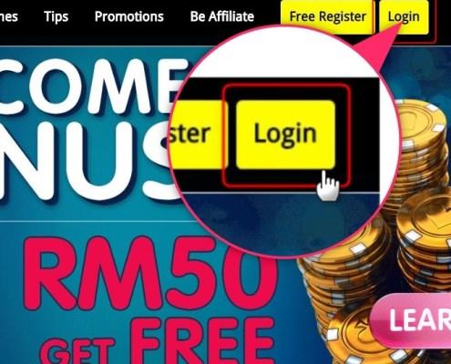 Login Scr888 Guide Play Slot Games in iBET S888