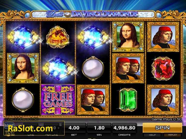 Free Download kiosk.scr888 slot game Double DaVinci