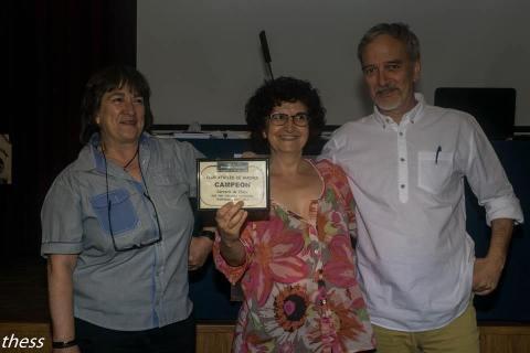 EL CLUB ATRILES GANA LA CARRERA DE CLUBES- SUB 1800-
