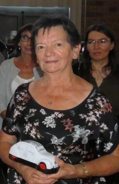 Anne Marie Renvoise 3è