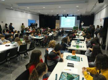 Castelldefels, prèvia, XXIII Campionat de scrabble escolar en català, 2018