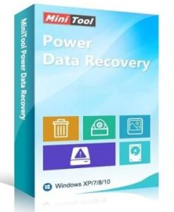 MiniTool Power Data Recovery 8.6 Crack With Serial Key Free Download (2020)