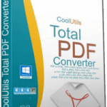 Total PDF Converter 6.1.0.13 Crack Serial Key Full Torrent 2020 [Portable]