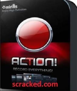 Mirillis Action 4.13.0 Crack Keygen With Serial Key Free Download 2021 (Mac/Win)