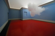 Nimbus Cloud in Room