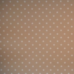 Papel scrap beige estrellas blancas Papers for You cardmaking,scrapbooking