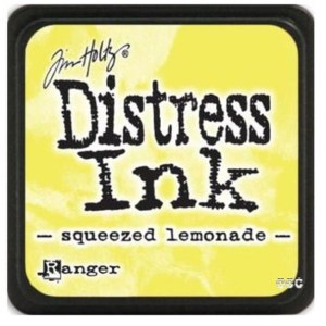 Tinta Distress «Squeezed Lemonade» MINI