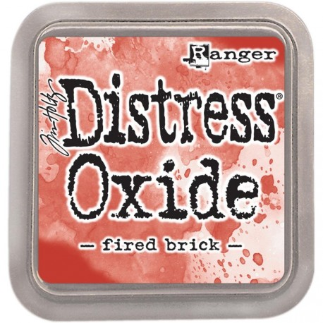 "Tinta Distress Oxide ""Fired Brick"""