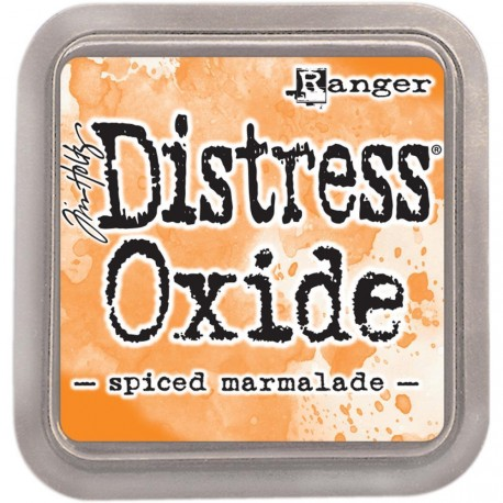 "Tinta Distress Oxide ""Spiced Marmalade"""