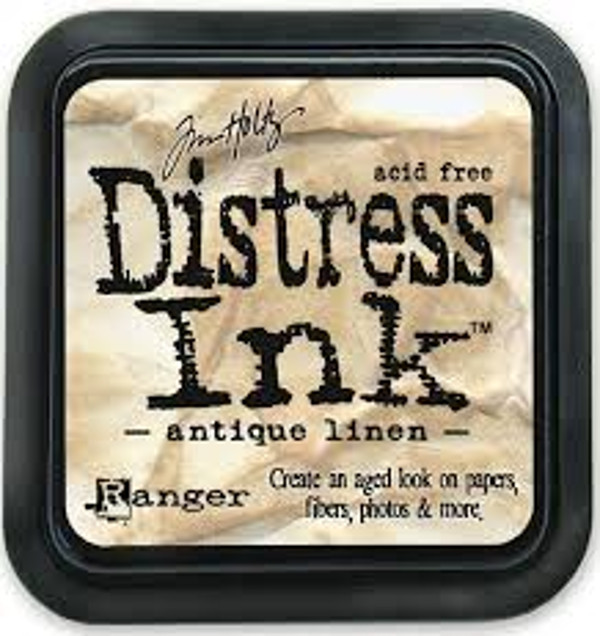 Tinta Distress «Antique Linen» MINI