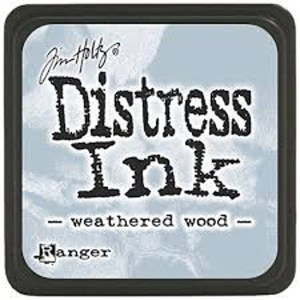 Tinta Distress «Weathered Wood»