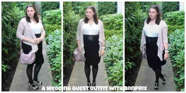 Bon Prix wedding guest style
