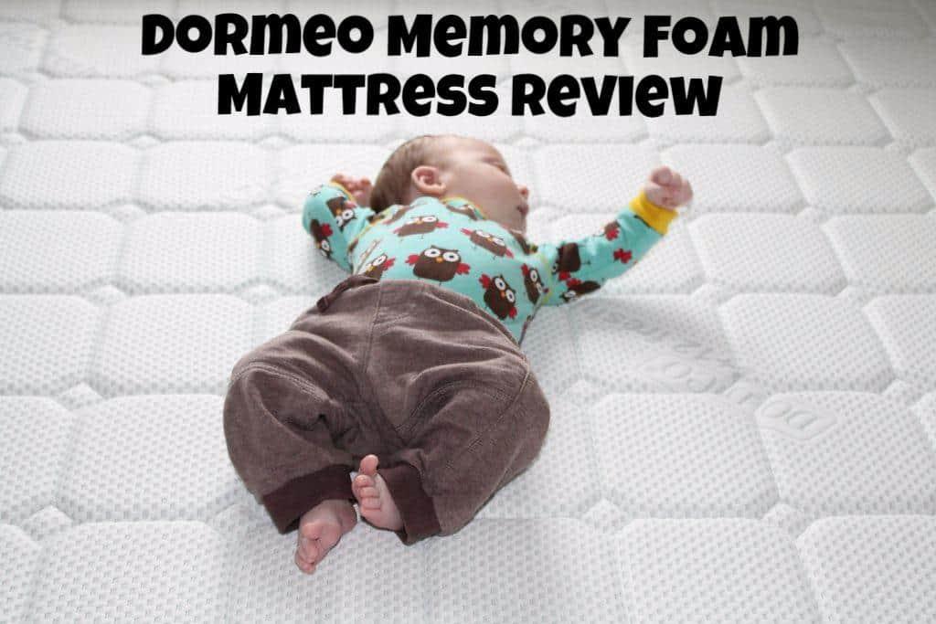 Dormeo Matras Review : Review dormeo memory foam mattress