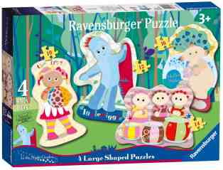 In the night garden puzzle