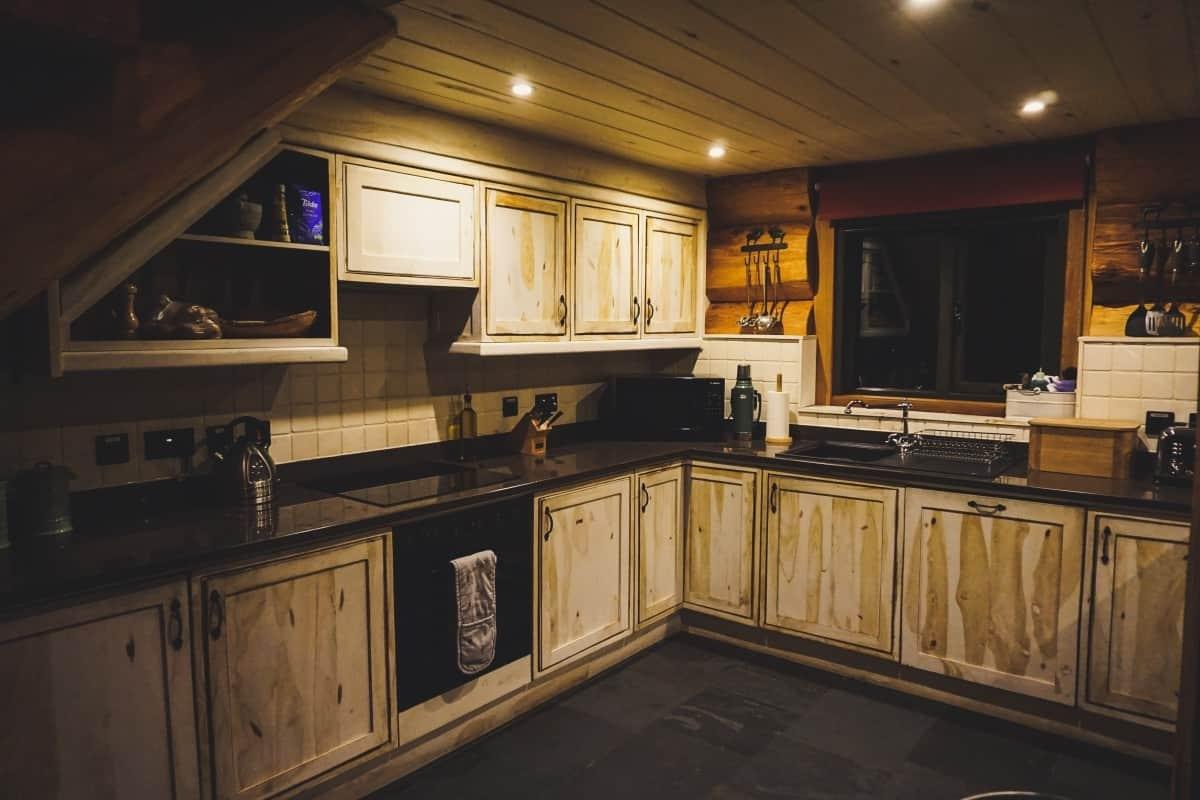Eagle Brae cabin Scotland