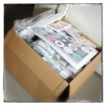Boxes & Boxes!