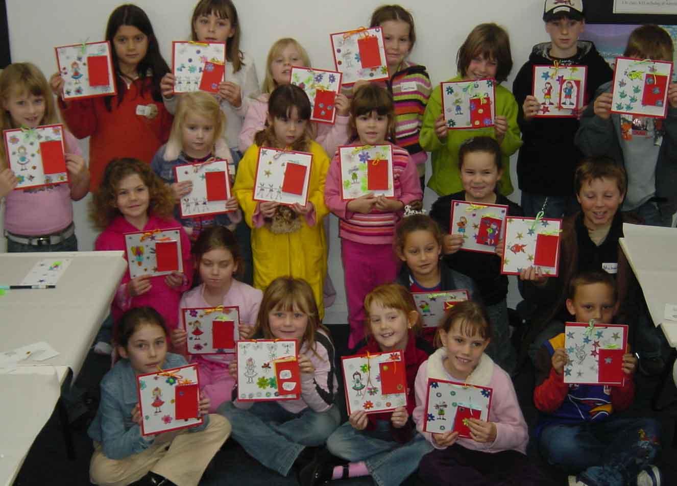 Kids School Holiday Workshops