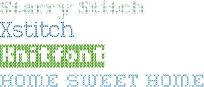 stitched-fonts
