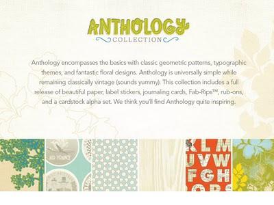 Anthology line