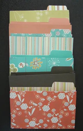 This Is On Oldie But Definitely A Goodie Download Mini File Folder Pocket Template From Memory Makers Magazine And Learn How To Use It Make Cute