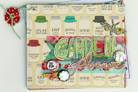garden planner tutorial from Punk Projects