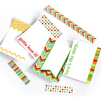 Free project Life Cards from dabbles and babbles