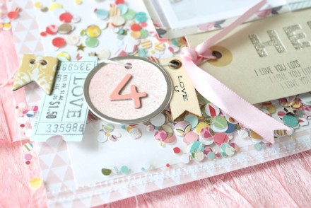 Tutorial - Confetti Pockets by Stephanie Bryan at Shimelle