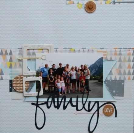 Inspiration du Jour - Family by belindaleen