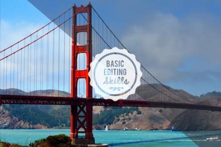 Tutorial - Basic Photo Editing Skills by Agus Younet