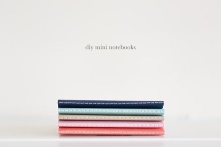 Tutorial - Stitched Notebooks by Kaley Ann