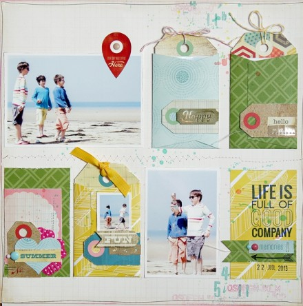 Inspiration du Jour - Life is Good by MarieNicolas Aillot