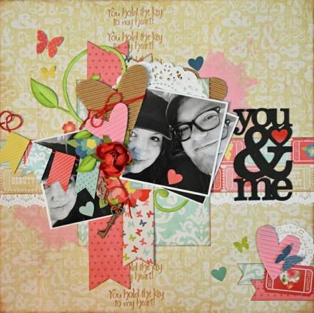 Inspiration du Jour - You & Me by nixshaus