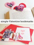 Tutorial | Photo Valentine Bookmarks