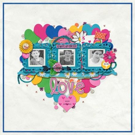 Inspiration du Jour - Love My Boys by chbo