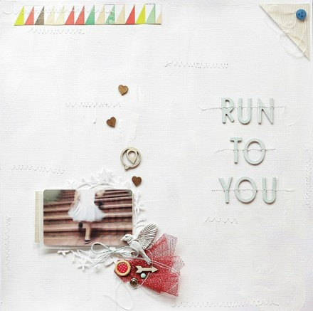 Inspiration du Jour - Run to You by eyounglee