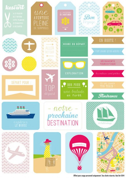 Freebie - printable_etiquettes_voyage from Kesi'art