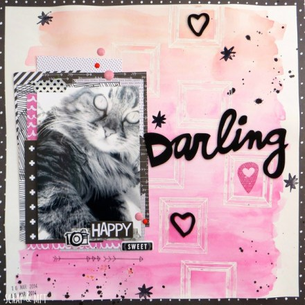 Inspiration du Jour - Darling by mariabi74