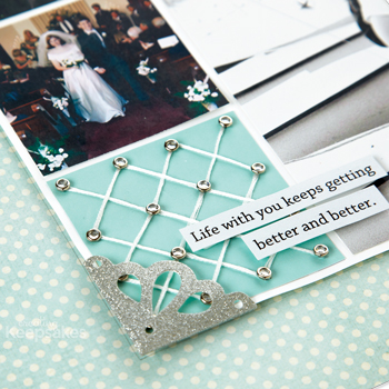 Create a Design Element by Sara Winnick at Creating Keepsakes