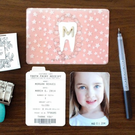 Documenting the tooth fairy - reaves party of four