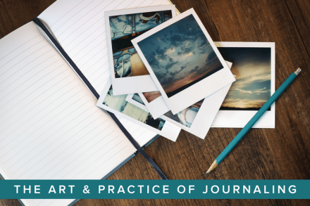 journaling mini course from Simple Scrapper