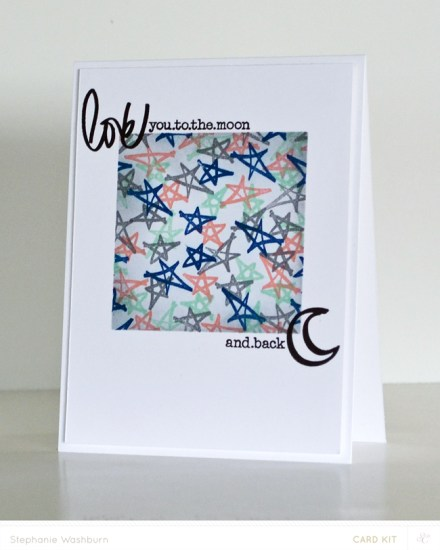 Tutorial - Inking and Blending at Sweet Steph Card Creations